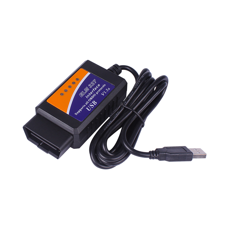 US $13 02 5% OFF VINT TT55501 ELM327 USB V1 5 modified for Ford Forscan  ELMconfig CH340+25K80 chip HS CAN / MS CAN Free Shipping Elm327-in Code