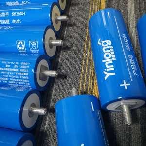 Image 4 - 6 個 LTO 66160 2.4v 40Ah リチウムチタン酸電池セル 2.3v 66160 10C 400A diy パック 12v 14.4v 電源ロングサイクル寿命株式