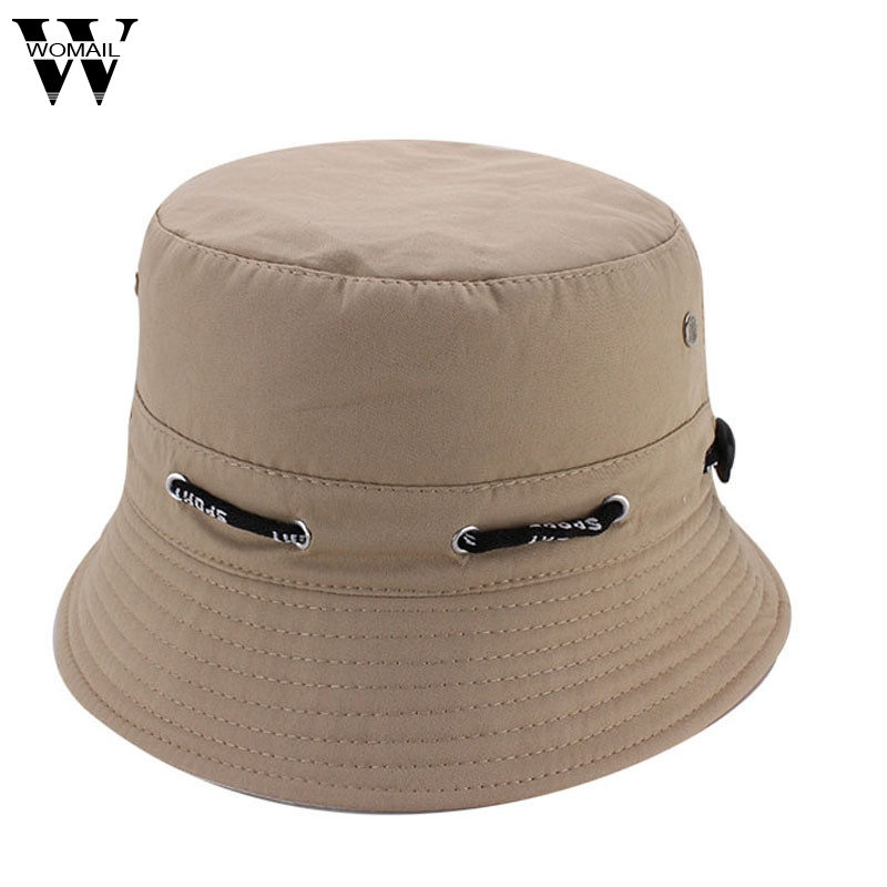 Amazing Women Summer Hat Camping Hunting Fishing  Cap Summer Bucket Hat Cap Free Shipping