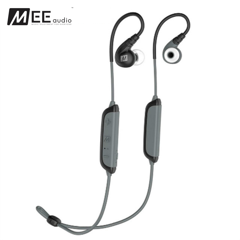 100% Original MEE Audio X8 Secure-Fit Stereo Bluetooth Wireless headphones Sports In-Ear Monitor HiFi Earphone headsets dropship secure group communication in wireless sensor networks