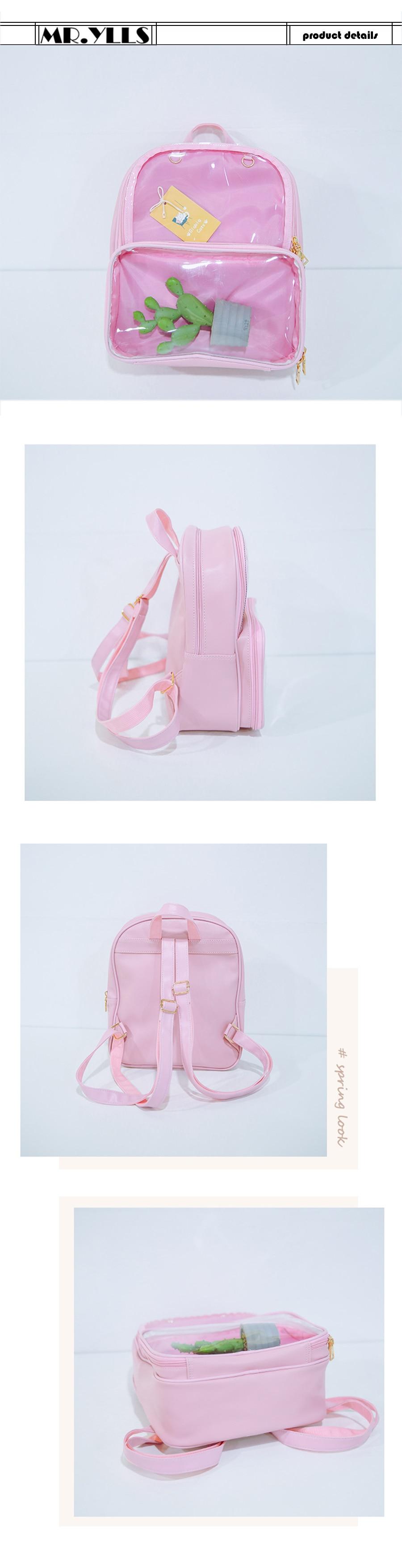 cor estudante schoolbags moda ita adolescente meninas