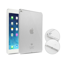 hot deal buy for ipad air 2 case tpu clear funda cover for apple ipad mini 1 2 3 4 for ipad 2 3 4 5 6 for ipad 9.7 inch 10.5inch tablet