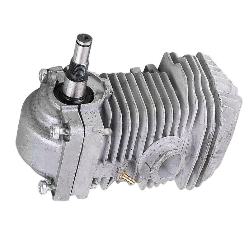 1 jeu de Piston de cylindre 42.5 MM trou vilebrequin moteur disque cylindre vis de montage joints d'huile vilebrequin roulements Kit de Piston