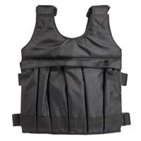 Weight Vest Training Max Loading 50kg (Adjustable Weighted loading Sand ) Waistcoat Jacket Exercise Boxing