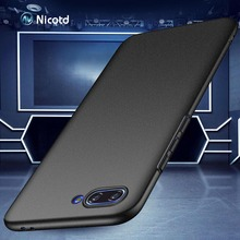 for Huawei Honor 10 Hard PC case Slim Matte Skin Protective Back cover cases sFor Huawei Honor 10 5.84 inch Luxury Plastic Bags стоимость