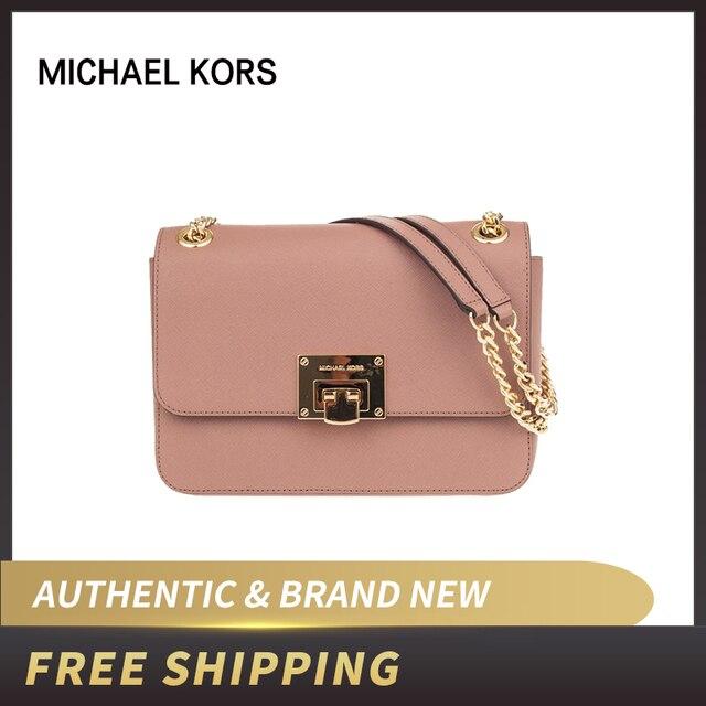 michael kors sling bag Michael Kors Tina Crossbody Women's Handbag & MK Bags 35T7GT4F2L