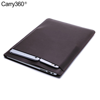Microfiber Leather Laptop Bag Sleeve For Apple Macbook Air Pro Retina 11 12 13 15 Inch