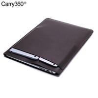 Microfiber Leather Laptop Bag Sleeve For Apple Macbook Air Pro Retina 11 12 13 15 Inch