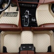 цены на Custom car floor mats For land rover all model Rover Range Evoque Sport Freelander Discovery 3 4 Defender LR car accessories  в интернет-магазинах