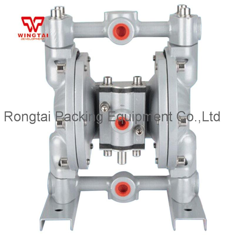 Good Quality 3/8 BML-10 Ink Diaphragm Pump 15L/Min Aluminum Alloy usa aro ingersoll rand 2 inch aluminum alloy pneumatic diaphragm pump 666270 eeb c