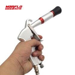 Car Wash Gun Tornador Black Air Blow Gun Dry Cleaning Gun Tornado Pneumatic High Quality Car Wash Tools MARFLO
