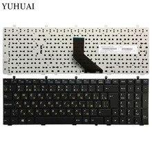 Russian Keyboard for DNS Clevo W355 W355SSQ W355SDQ W355STQ W670SCQ W670SJQ W670SRQ W670SHQ W670SFQ