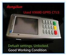 Used/Refurbished Verifone Vx680 GPRS CTLS POS Terminals m90p motherboard systemboard 71y5975 refurbished