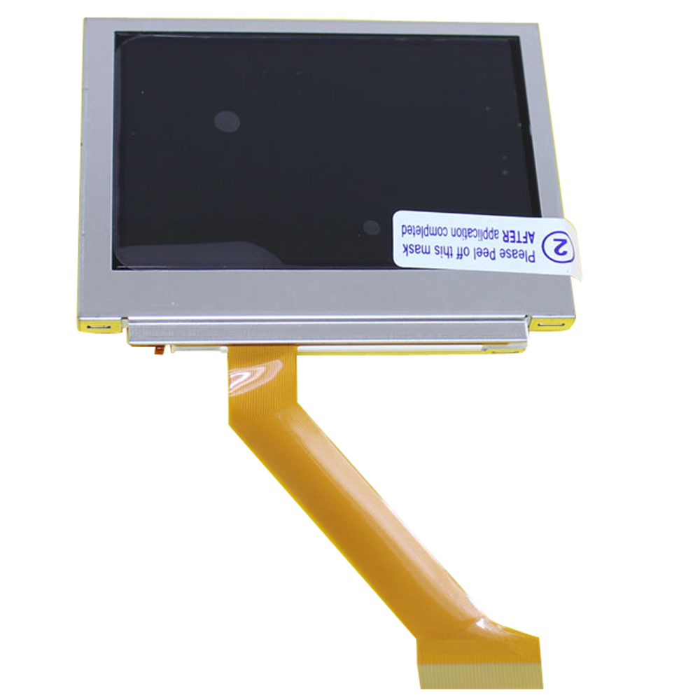 Replacement LCD Screen for GBA SP for Advance SP Brighter Backlit Ultra Bright Screen for Game