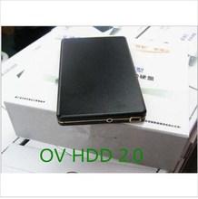 """El Nuevo 2017 disco Duro de 2 TB 2.5 """"2.0 Disco Duro Portátil USB 500 GB 1 TB discos duros Externos HDD Negro gigante de 3 Años envío gratis(China (Mainland))"""