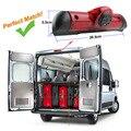 Envío gratis SONY CCD 650TVL 120 Degree luz de freno visión nocturna cámara de reserva para FIAT Ducato VAN