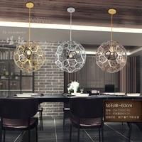 A1 American Retro Pendant Lights Wind Cafe Bar Restaurant Industry Creative Personality Pendant Lamp Iron Single