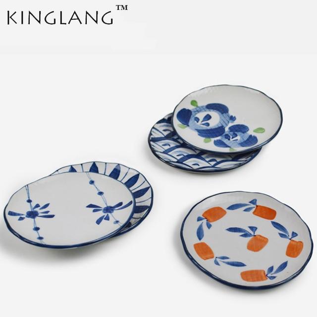 5.5u0027u0027 Japanese ceramic HENGFENG design dish small saucer dinner plate  sc 1 st  AliExpress.com & 5.5u0027u0027 Japanese ceramic HENGFENG design dish small saucer dinner ...