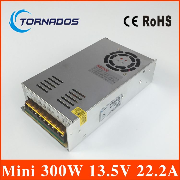 Universal power Supplies 13.5V 22.2A 300W Switching Power supply unit led Transformer 110v 220v AC to dc SMPS for led lamp single output uninterruptible adjustable 24v 150w switching power supply unit 110v 240vac to dc smps for led strip light cnc