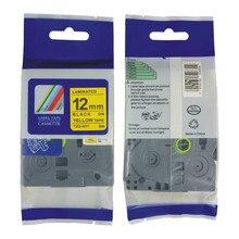 Frete grátis etiqueta fita TZ 631 em 12 mm fita etiqueta para p toque TZ fitas de etiquetas