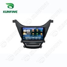 Quad Core 1024*600 Android 5.1 Car DVD GPS Navigation Player Car Stereo for Hyundai Elantra 11-13 Deckless Bluetooth Wifi/3G