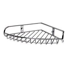 Полочка для ванны угловая WasserKRAFT K-1211 (Нержавеющая сталь, покрытие