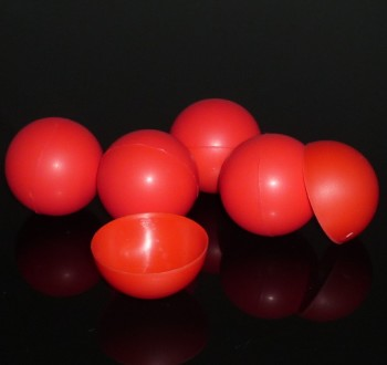 One To Four Balls Multiplying Billiard Balls (Soft,Dia 4.2cm ) Magic Tricks Magician Stage Illusion Gimmick Accessories Props