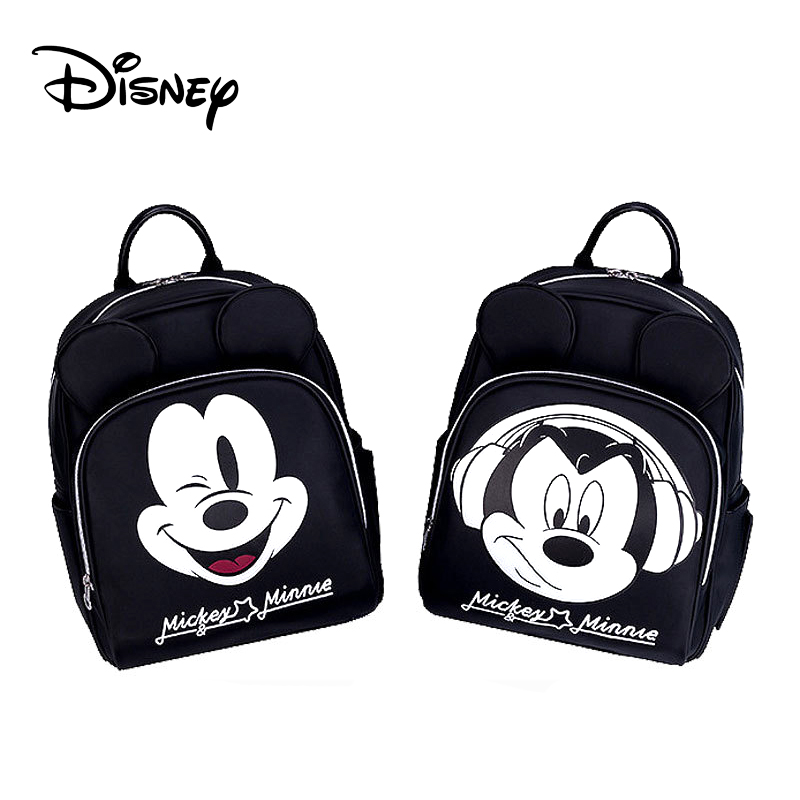 Disney Baby diaper bag Maternity Nappy stroller bags baby care outdoor backpack bolsas Mickey MouseInsulation Mommy