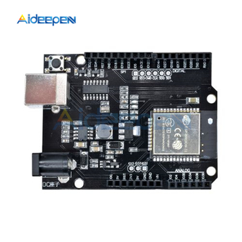 ESP32 WIFI Wireless Bluetooth Development Board CH340 For Wemos D1 USB Interface UNO R3 D1 R32 4MB Memory for Arduino