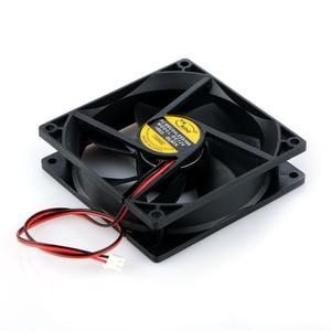 Image 4 - 2 Pin 12V 90*90*25mm laptopy akcesoria zamienne wentylatory chłodzące dla komputer przenośny wentylatory P0.11