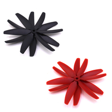 2 pairs 5045 Props for kit 200 320 FPV 6 blade propeller 5045CW CCW