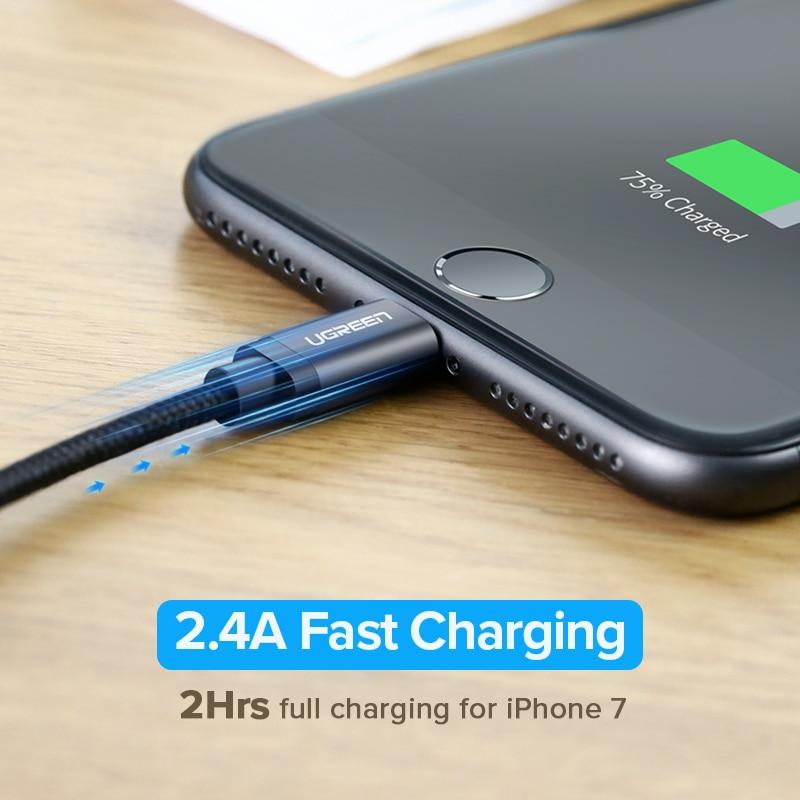 кабель iphone lightning