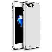 3500mAh Ultra Thin External Power Bank Battery Charger Case for iPhone 8 Plus Battery Case For iPhone 7Plus Charger Case
