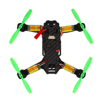 Weyland Tarot TL120H1 120mm Carbon Fiber Frame for FPV Racing Drone Mini Quadcopter rc RC Four Axis Aircraft RTF free shipping