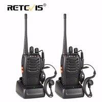 2 Pcs Retevis H777 Portable Walkie Talkie 16CH UHF 400 470MHz Ham Radio Hf Transceiver 2