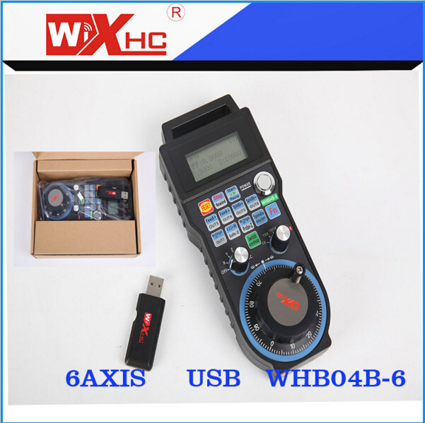 New product 6 axis wireless usb cnc machine mach3 cnc mpg handwheel with LCD Display alka agrawal and raees a khan software vulnerability identification and minimization
