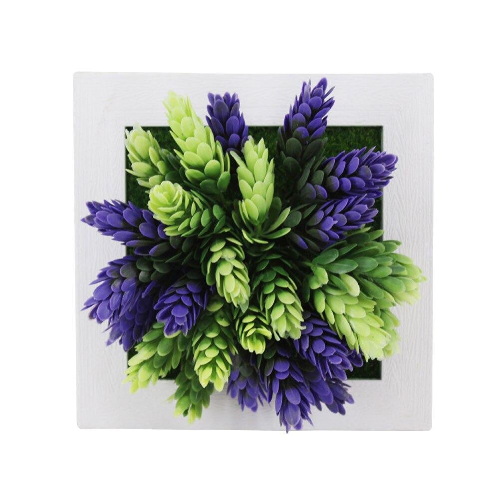 Пастические Цветочные рамки растение фоторамка моделирование 3D растения, искусственные цветы суккулентные растения креативная пастическая эмуляция - Цвет: 30A