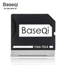 "Baseqi Micro SD Adapter Metall Ninja Stealth Stick Extra Disk Card Reader für Dell XPS 13 ""laptop MicroSD zu SD 731A Kartenleser"