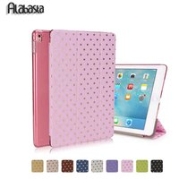 Stars Case For IPad 4 3 2 Ultra Thin Magnetic With Stand PU Leather Retina Smart