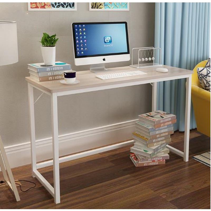 mesa de ordenador de escritorio con mesa de casa simple dormitorio moderno escritorio de