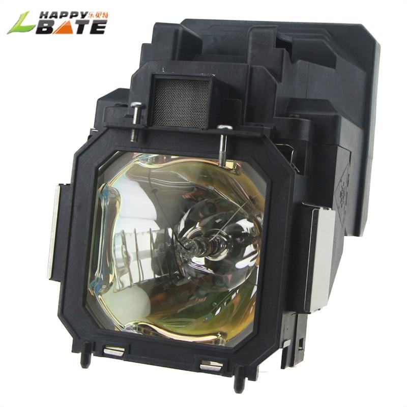 HAPPYBATE POA-LMP105 Replacement Projector Lamp for PLC-XT20/PLC-XT20L/PLC-XT25/PLC-XT25L/PLC-XT25K/PLC-XT21/PLC-XT21L/PLCXT20K compatible projector lamp bulbs poa lmp136 for sanyo plc xm150 plc wm5500 plc zm5000l plc xm150l