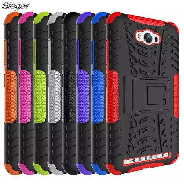 promo code 5681a 3ef4f US $3.19 |For Asus Zenfone Max ZC550KL Case 5.5 Heavy Duty Hybrid Rugged  TPU+PC Silicone Kick Stand Armor Shockproof Back Cover Funda-in Fitted  Cases ...