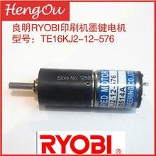 5 unidades Roybi compensar piezas de la impresora de tinta motor clave, TE-16KJ2-12-576, TE16KJ2-12-576, tinta de repuesto roybi motor