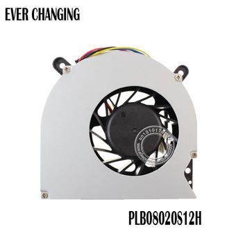 Nowy oryginalny wentylator chłodzący CPU dla MSI WIND TOP AE2050 wentylator chłodzący CPU wentylator chłodzący logika mocy PLB08020B12H 12V 0 6A ALL-IN-ONE tanie i dobre opinie Ever Changing CN (pochodzenie) Procesor INTEL Fluid Łożyska 100000 godzin 3500 RPM 4 Linie 4PIN Z tworzywa sztucznego