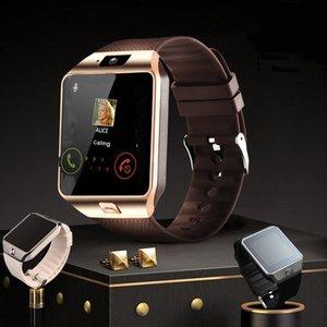 Image 3 - New Smartwatch Intelligent Digital Sport Gold Smart Watch DZ09 Pedometer For Phone Android Wrist Watch Men Womens satti Watch