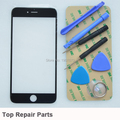 Black Display Touchscreen Replacement Front Screen Glass Lens Cover for iPhone 6 Plus 5.5 inch + Tool Kit