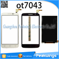 Pantalla lcd para alcatel one touch pop 2 (5) ot7043 7043 7043y pantalla lcd