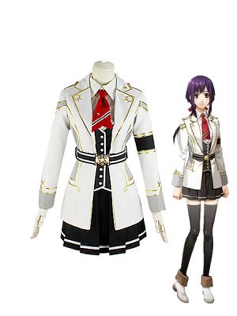 Kamigami no Asobi Yui Kusanagi School Uniform Cosplay Costumes Custom Made Anime  Halloween Party for Adult