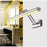New Arrival LED Lamp Modern Bathroom Wall sconces 18watt LED Mirror Wall lighting LED wall lustre for Dressing room, toilet lamp