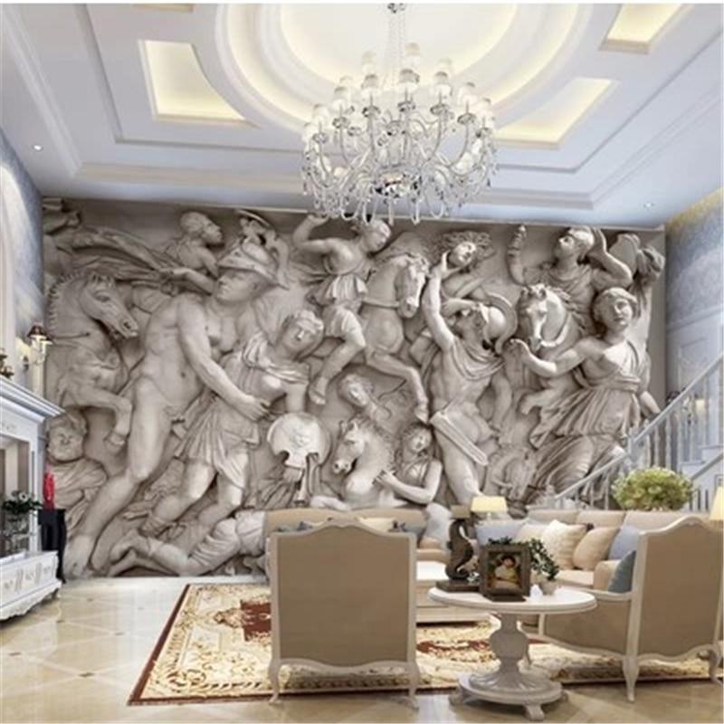 online buy wholesale roman art statues from china roman art statues wholesalers. Black Bedroom Furniture Sets. Home Design Ideas